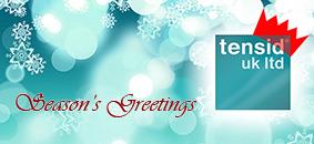 Season's Greetings from Tensid UK Ltd