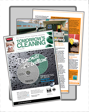 Tensid featured in Tomorrow's Cleaning Feb2013