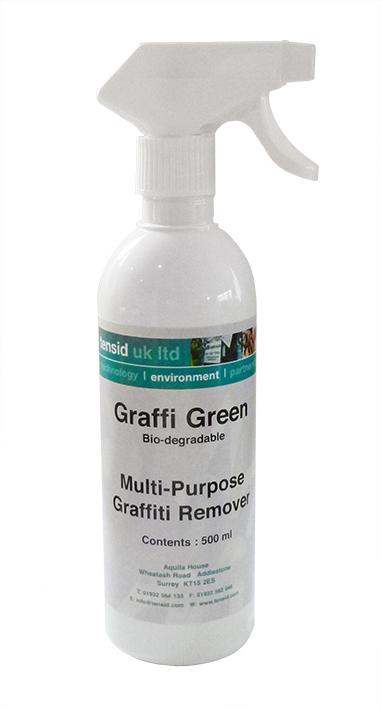 Graffi Green graffiti remover