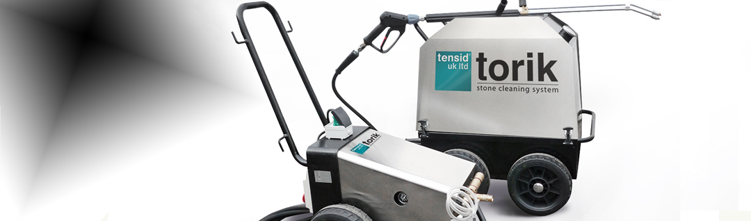 Torik Superheated Stone Cleaning System