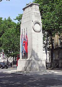 Cenotaph, Whitehall, London