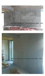 Using Impreg CCS - Concrete Colour Stain