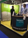 The Cleaning Show 2017 stand