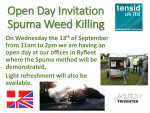 Spuma Weed Killing_Open Day